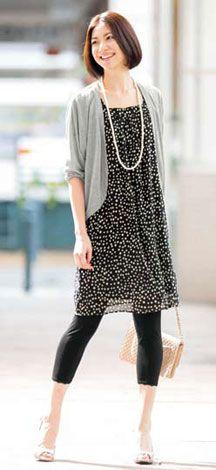 チュニックスタイル/ファッションコーディネート特集 (2013春夏ファッション) - セシール(cecile)