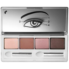 New at #Sephora: Clinique All About Shadow - Quad #eyeshadow #palettes