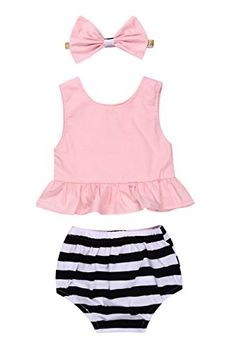 e18a73e5f7424 43 Best Baby Summer Clothes images in 2018 | Outfit summer, Summer ...