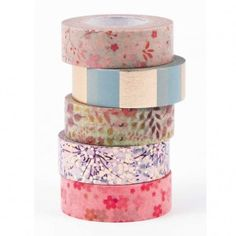 Tape Set Bouquet Sauvage 5-teilig