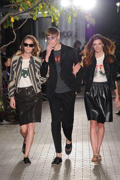 ビューティフルピープル 2014年春夏コレクション - 60年代ロックスターの空気感をまとって皆の憧れの的に | ニュース - ファッションプレス