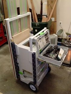Festool Systainer MFT & cart