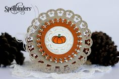 Pumpkin Card By Latisha Yoast