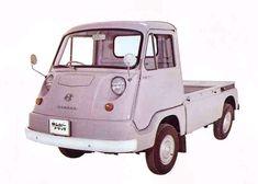 1961 Subaru Sambar Mini Truck