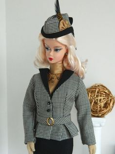 OOAK Barbie Fashion