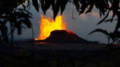 HAWAII: Spectacular Photos Of Kilauea Volcano Eruption And Lava Outbreak...