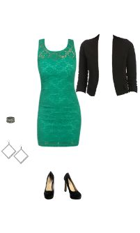 WetSeal.com Runway Outfit:  going green by sugababies0. Outfit Price $100.99
