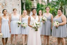 Photography : MARROW By Glass Jar Photography Read More on SMP: http://www.stylemepretty.com/louisiana-weddings/new-orleans/2015/11/05/romantic-southern-wedding-at-race-religious/