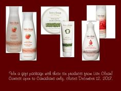 Live Clean – Eight Products to Keep you Clean! Gift Packaging, Body Butter, Make You Feel, Feel Better, Giveaways, Shampoo, Conditioner, Gadgets, Told You So