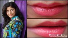 30 Days Lipstick Challenge: Day 13: MAC Crosswires Lipstick