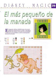 Solo Patrones Punto Cruz (pág. 153) | Aprender manualidades es facilisimo.com