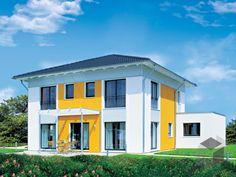 Ausstellungshaus Kamen von WeberHaus  Wohnfläche gesamt156,34 m² Zimmeranzahl7   Stadtvilla | Zeltdach