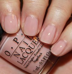 OPI You Callin Me a Lyre? - the only colour I would wear everyday if, god forbid, I could only wear one.