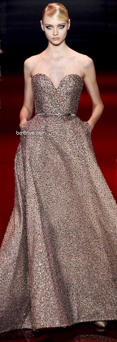 Elie Saab Fall Winter 2013-14 Haute Couture