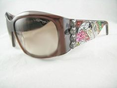 Ed Hardy Sunglasses Cocoa by Ed Hardy. $95.00. Ed Hardy designs are the most distinctive around!