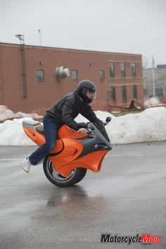 一輪車形のバイク | A!@attrip