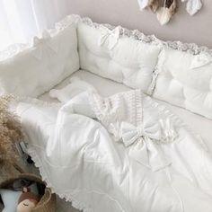 Baby Crib Sets, Girl Crib Bedding Sets, Girl Cribs, Baby Cribs, Baby Clothes Blanket, Bumper Pads For Cribs, Baby Pillows, Baby Bedroom, Crib Sheets