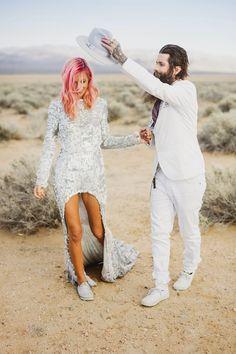 O Casamento Mais Estiloso de Todos os Tempos!