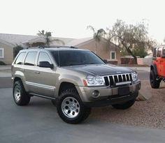 More Jeep Srt8, Jeep Rubicon, Jeep Wrangler Unlimited, Jeep Wk, Jeep Vehicles, 2006 Jeep Grand Cherokee, Lifted Jeeps, Custom Jeep, Cool Jeeps