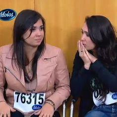 As irmãs Paula e Flavia Striquer participaram das Audições de São Paulo e, para a alegria de toda a família, foram aprovadas pelos jurados.    Para ver como foi a Audição da Paula: http://r7.com/vjf1  Para ver como foi a Audição da Flavia: http://r7.com/ohNf