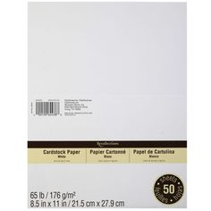 """Recollections® Cardstock Value Pack, 8.5"""" x 11"""""""