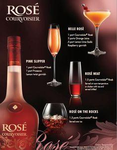Courvoisier Rose Liqueur – Spec's Wines Spirits and Finer Foods