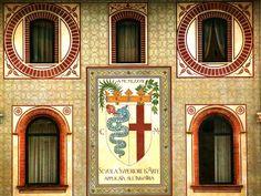 Scuola superiore d'arte applicata, Castello Sforzesco. Milano