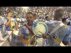 No coração da Beija-Flor de Nilópolis - Cadência Nilopolitana Brazil Carnival