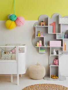 Original Estantería para Habitaciones Infantiles | Ideas Casas