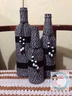 Trio mesclado preto