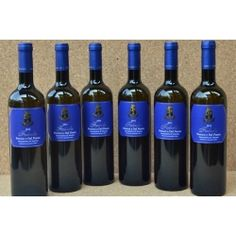 """€ 12,00 a bottiglia """"Azienda Agricola Petricci e Del Pianta"""" FABULA 2013 - Vermentino di Toscana IGT in confezione da 6 bottiglie. Disponibile anche in confezione da 3 bottiglie."""