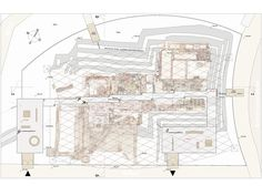 St Antony Industrial Archaeological Park,Ground Floor Plan