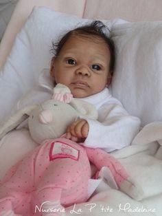 Reborn baby doll * Josephine ved Brit Klinger * LE300 * International contest vinder!