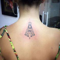 WEBSTA @ tatuagensfemininas - Feita pelo Tatuador@jorgemcarvalho • Especialista em Tattoo's femininas e traços finos. Contato: (11) 99473-0656 • Conheçam o Instagram oficial do Artista @jorgemcarvalho e acompanhem seus trabalhos..Inspirem-se!.@jorgemcarvalho@jorgemcarvalho@jorgemcarvalho@jorgemcarvalho__#tattoo #tattoos #tatuagem #tatuagens #tatuajes #sp #saopaulo #tattooed #tattooer #tutorial #tatuador #inked #tattooedgirls #fineline New Tattoos, Tatoos, Catholic Tattoos, Piercings, Deathly Hallows Tattoo, Tatting, Tattoo Designs, Ink, Beauty