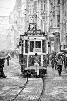 Beyoglu - Istanbul 2012 by Ali ilker Elci on 500px