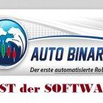 Test von Auto Binary EA - 2. Bericht