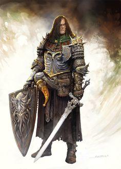 Warrior by AlexBoca.deviantart.com on @DeviantArt