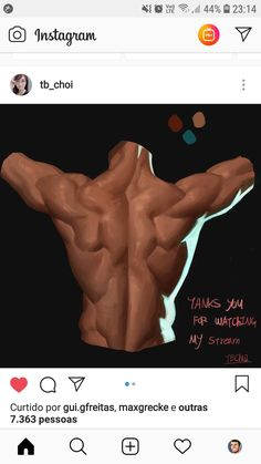 something to draw Anatomy Back, Muscle Anatomy, Anatomy Study, Body Anatomy, Body Reference Drawing, Anatomy Reference, Art Reference Poses, Digital Painting Tutorials, Digital Art Tutorial