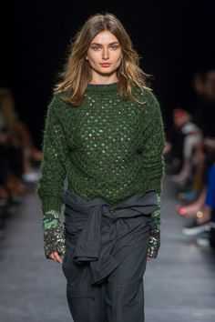 Isabel Marant Fall 2014-15 Collection www.redreidinghood.com