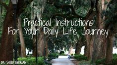 I'm reading the @YouVersion plan 'Practical Instructions For Your Daily Life Journey'. Check it out here: