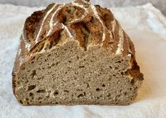 Brot-Rezepte - Backen mit Christina Bread Baking, Quiche, Banana Bread, Bakery, Food And Drink, Favorite Recipes, Homemade, Eat, Desserts