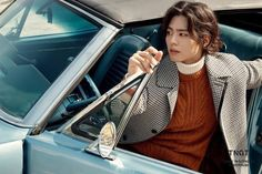 Branded apparel TNGT bombarded us recently with a compilation of their newest F/W 2018 collection with their still-standing model, Park Bo Gum. Ahhh, the boyfriend I haven't seen for overR… Choi Jin, Choi Min Ho, Song Joong, Song Hye Kyo, Park Hyung Sik, Asian Actors, Korean Actors, Park Bogum, Lee Bo Young
