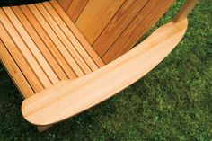 Build a Muskoka settee for your yard