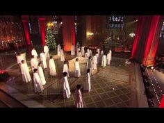 Gloria...! In excelsis Deo... Angels We Have Heard On High... Libera Choir (Christmas in Ireland)...