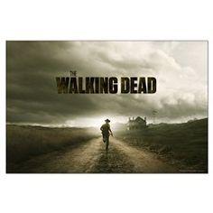 The Walking Dead Season 2 Poster > The Walking Dead Posters > The Walking Dead T-Shirts from Gold Label