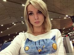 "Ekaterina Enokaeva - ""Seems to fly only 3 days, But somehow all right with """