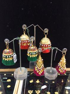 Patiala traditional punjabi jewellery