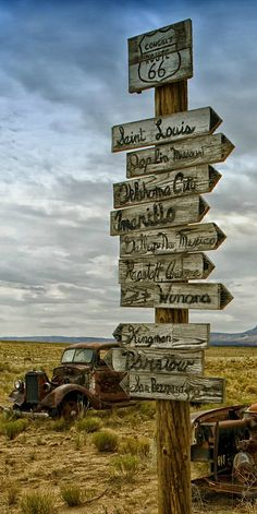 Route 66 in Arizona | Larry Miller Scottsdale