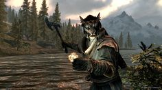 """I got Khajiit! We Know Which """"Elder Scrolls"""" Race You Are Based On How You Play """"Skyrim"""".  But I normally play as a Breton..."""
