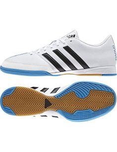 Football boots shoes Adidas Cleats 11Nova White Indoor IC Sala Futsal Men  2015. dcc7bd0d8d225